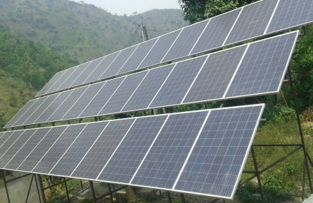 The Application of Solar Water Pumping for sustainable development of Agriculture at Charkhutte, Balithum, Gulmidarbar Rural Municipality, Gulmi District, Nepal
